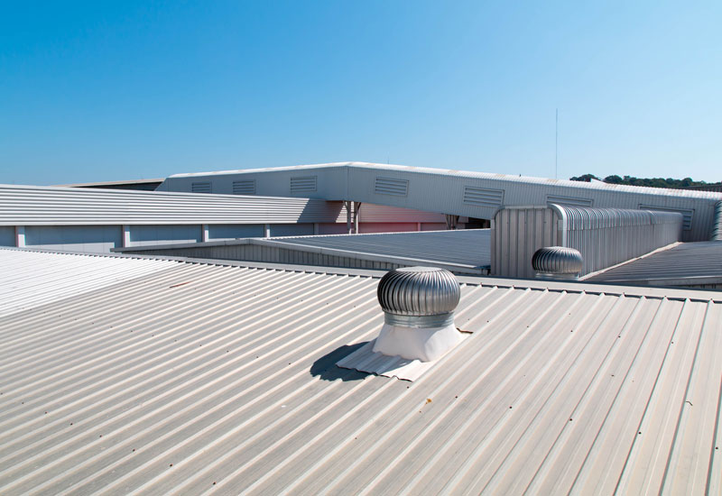Commercial Roofing - Services - Southern & Country Roofing