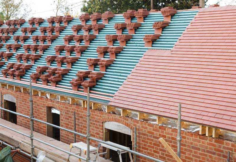 Domestic Roofing - Services