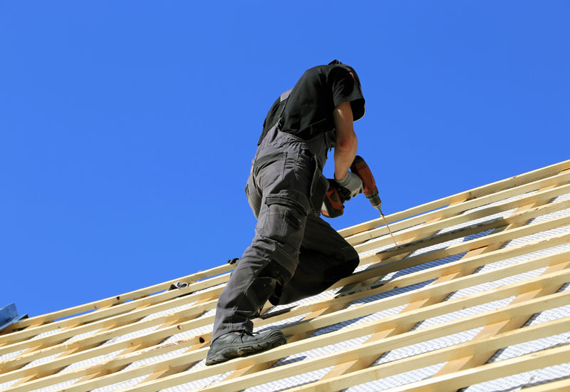 New Roofs - Services