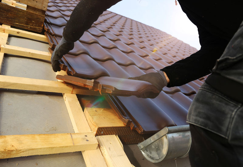 Pitched Roofing - Services - Southern & Country Roofing