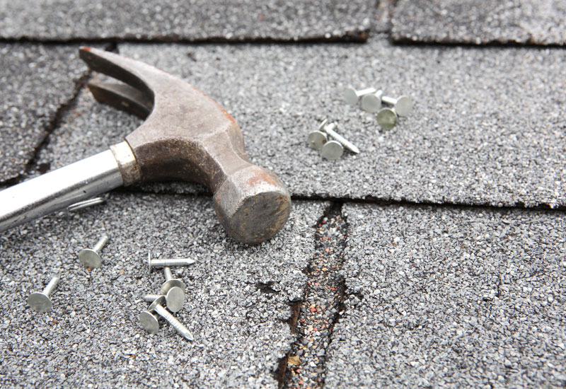 Roof Repairs - Services